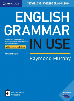 English Grammar in Use - Fifth Edition with answers and eBook (синя)